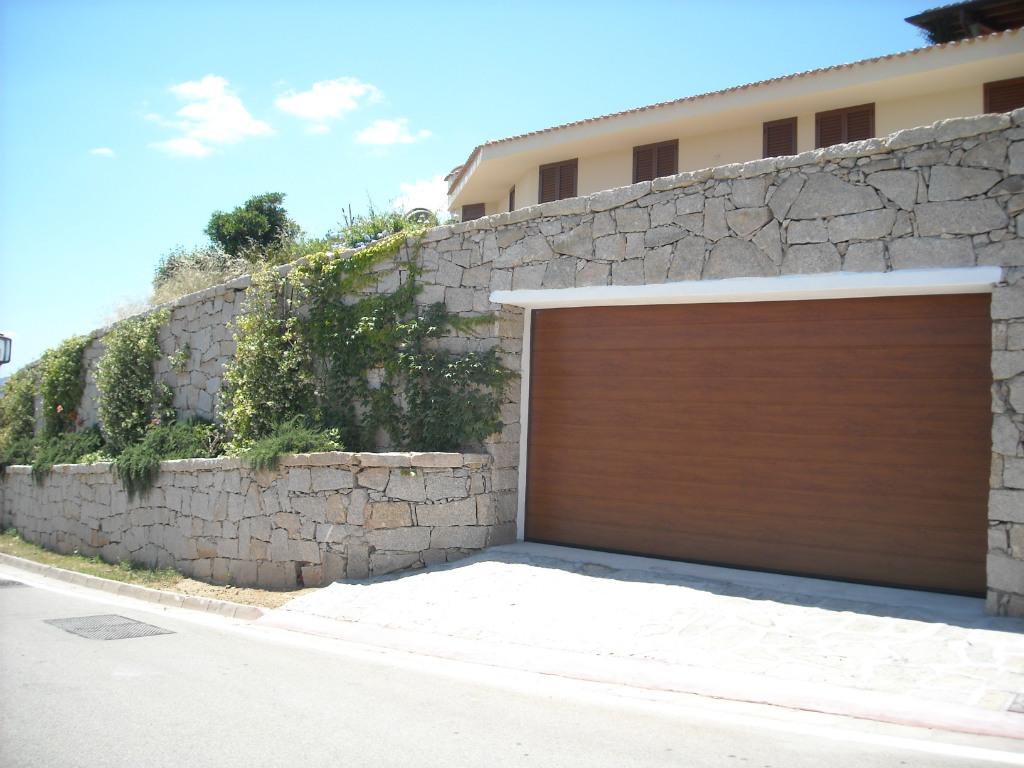 Metalbi ultime realizzazioni - Ingresso garage ...